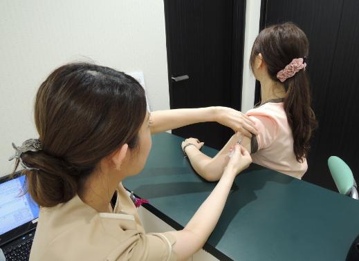 インフルエンザの予防接種の副作用!?体調不良や不眠の対処法