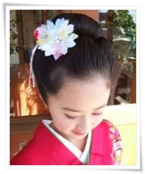 七五三で7歳の女の子の髪型は?レンタル着物や着付けはいつ準備?