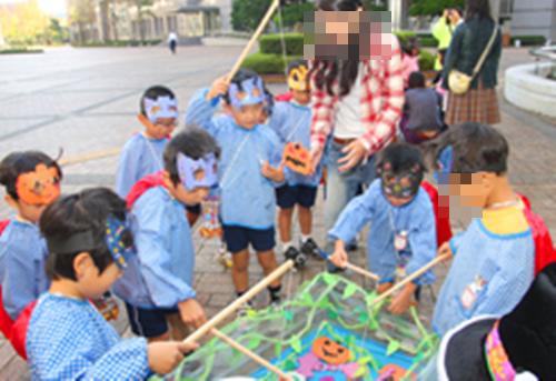 ハロウィンはゲームで盛り上がる!家でも簡単!子供向けイベント集
